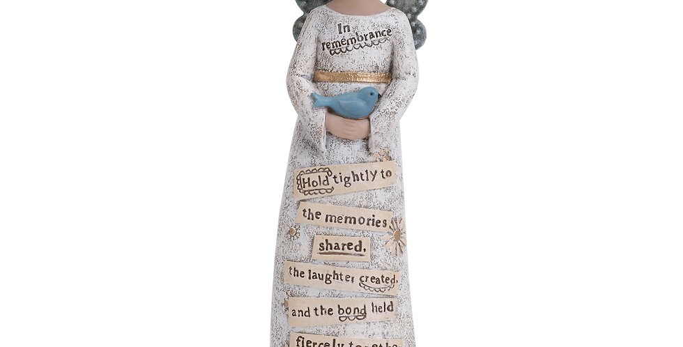 Remembrance Angel by Kelly Rae Roberts