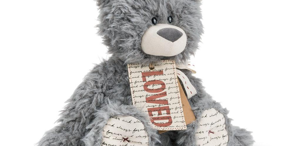 LOVED Bear by Kate Dittmann