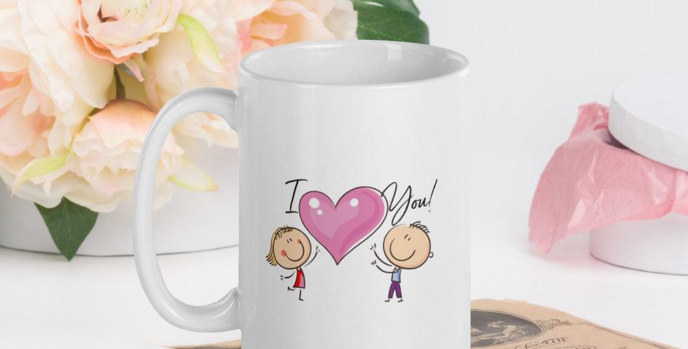 Be Mine Valentines Day Mug - 15 oz.
