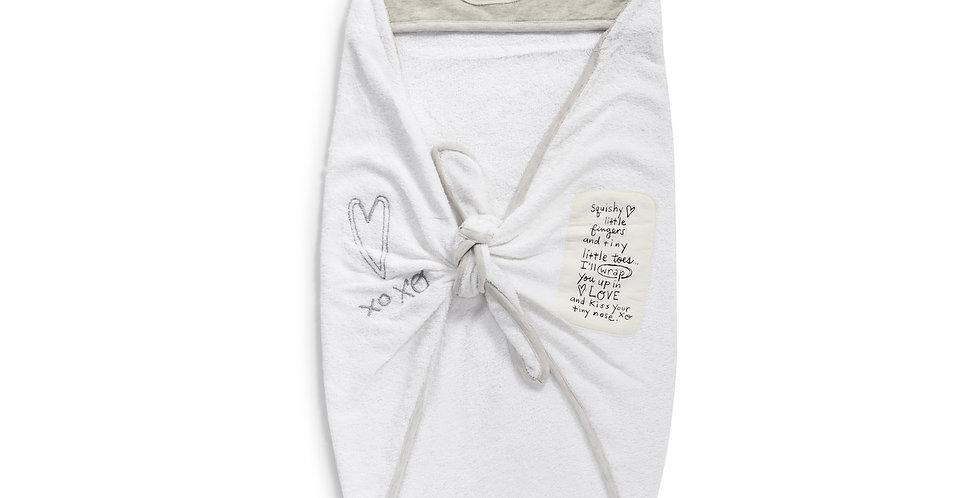 Poetic Threads Bear Towel