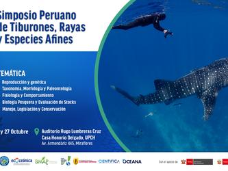 BMAP co-organiza I Simposio Peruano sobre Tiburones y Rayas