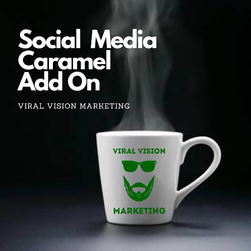 Social Media Google Advertising Add On (Caramel)
