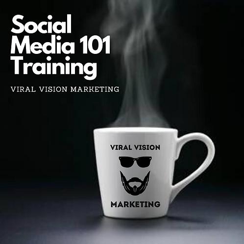 Social Media 101 Training Class
