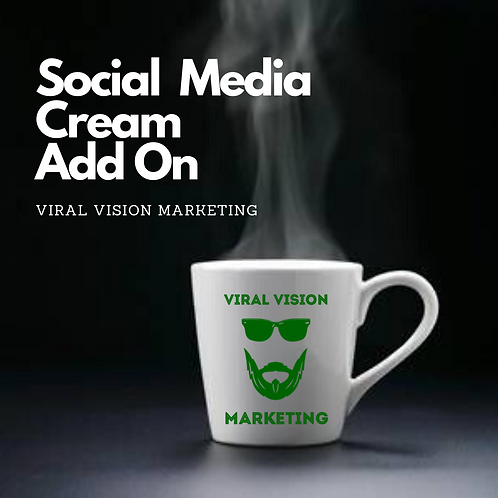 Social Media FB Advertising Add On (Cream)
