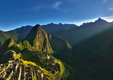 Machu Picchu here I come...