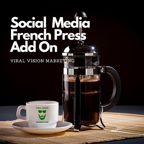 Sales/Leadgen Funnel Add On (French Press)