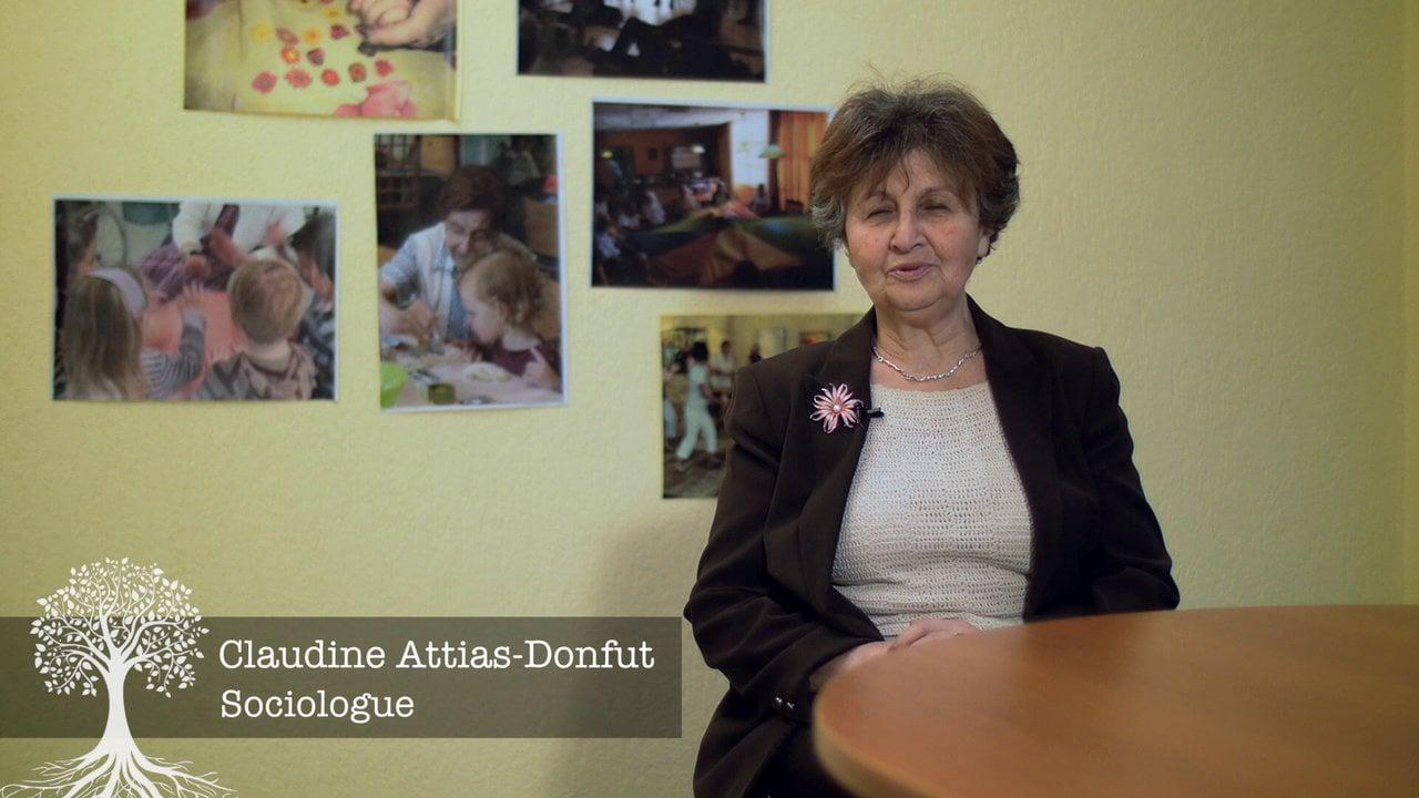 Mme Attias-Donfut Pr à l EHESS