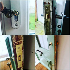 Property brought up to insurance standards with British Standard locks