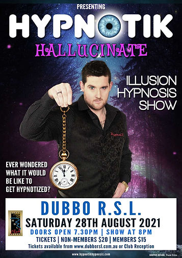 Hypnotik | Dubbo RSL | Sat Aug 28, 2021