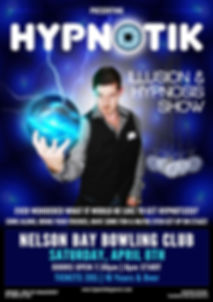 Hypnotik | Illusion and Hypnosis Show