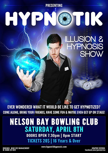 Hypnotik | Illusion and Hypnosis Show