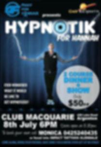 Hypnotik   Comedy Hypnosis show