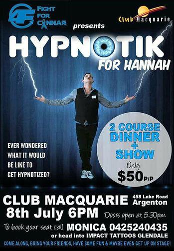 Hypnotik | Comedy Hypnosis show