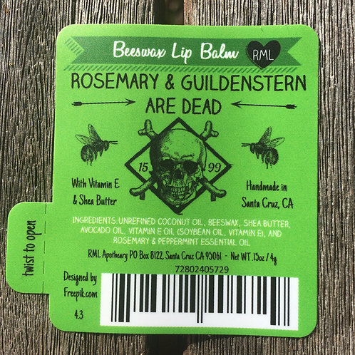 Rosemary & Guildenstern Are Dead