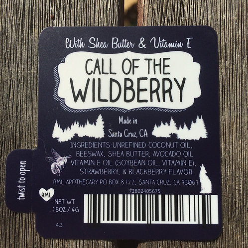 RML Call of the Wildberry