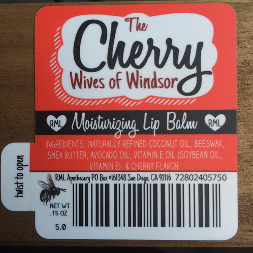 RML The Cherry Wives of Windsor