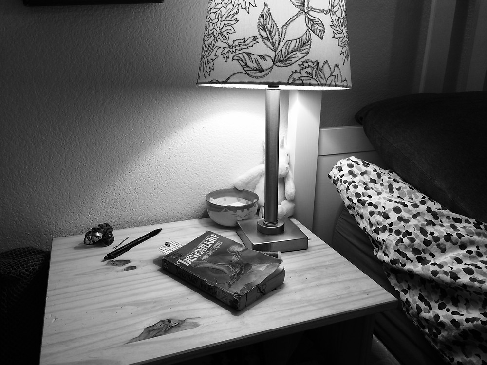 My Actual Nightstand