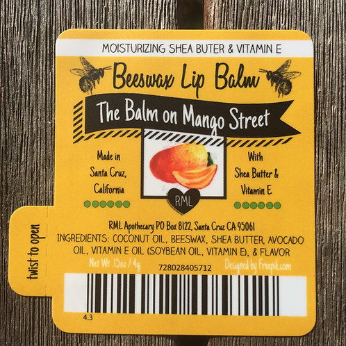 RML The Balm on Mango Street