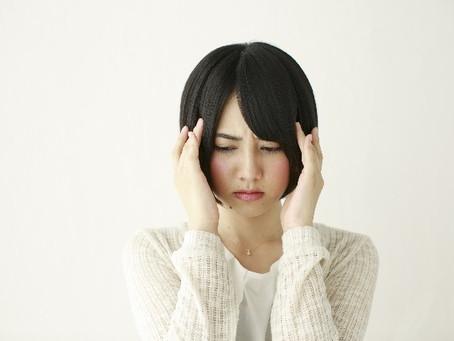 冬の頭痛はこれが原因かも?