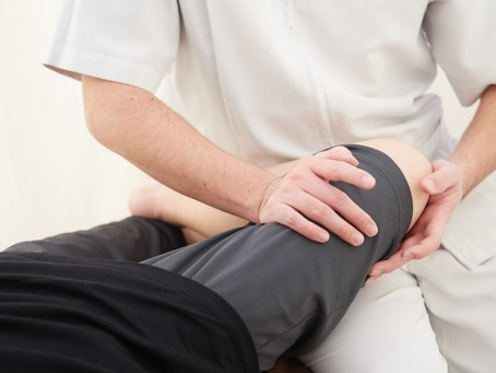 膝の痛みの黒幕?