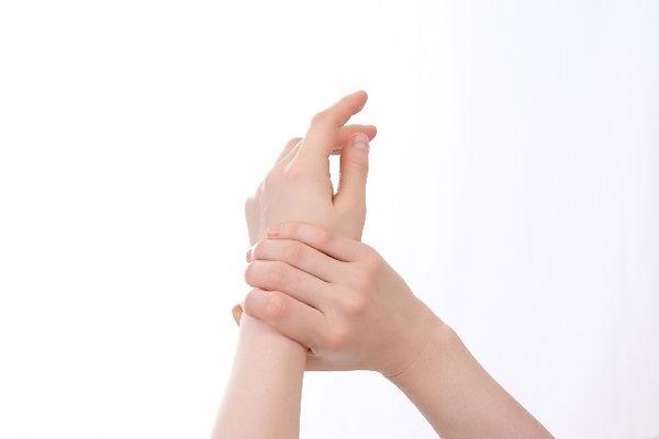 腱鞘炎ってどんな症状