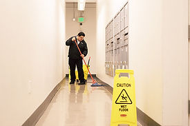 Janitorial Services California