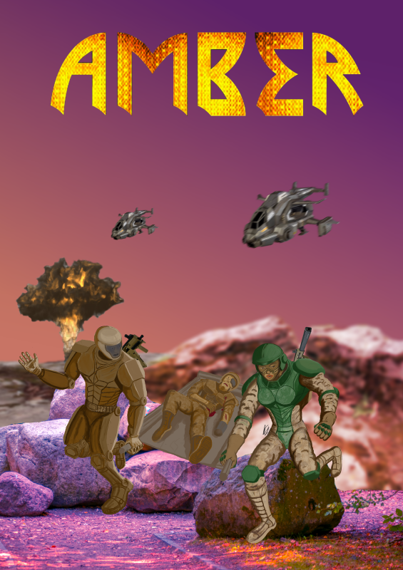 Amber Test poster.png