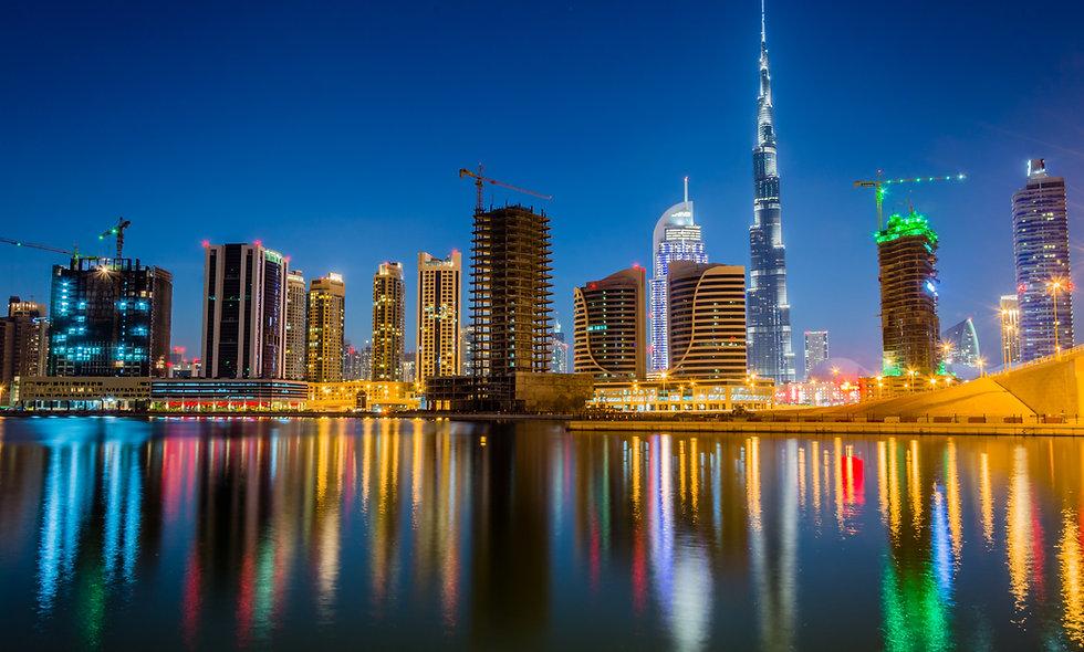 DUBAI - JULIO 2020
