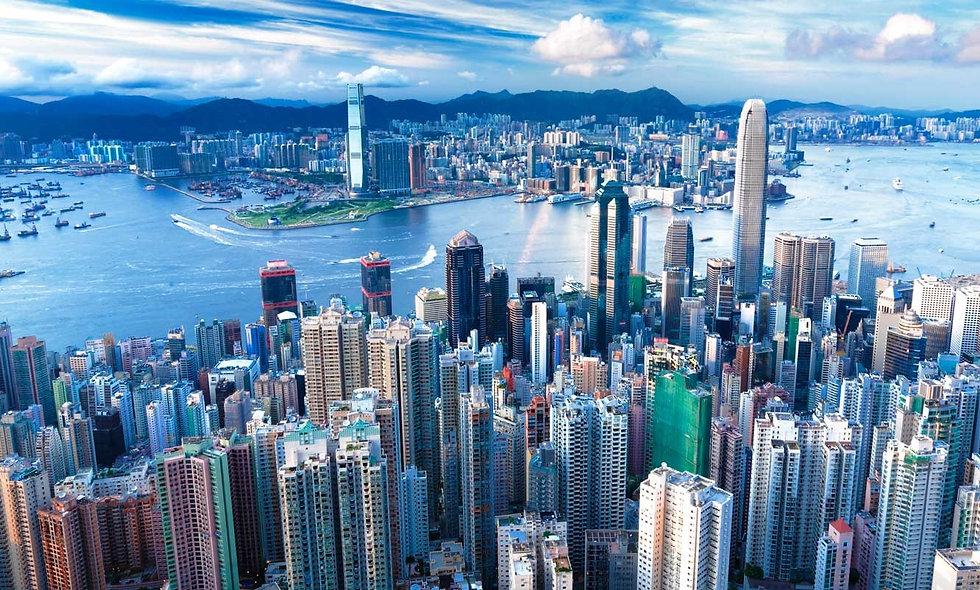 BEIJING Y SHANGHAI CON HONG KONG