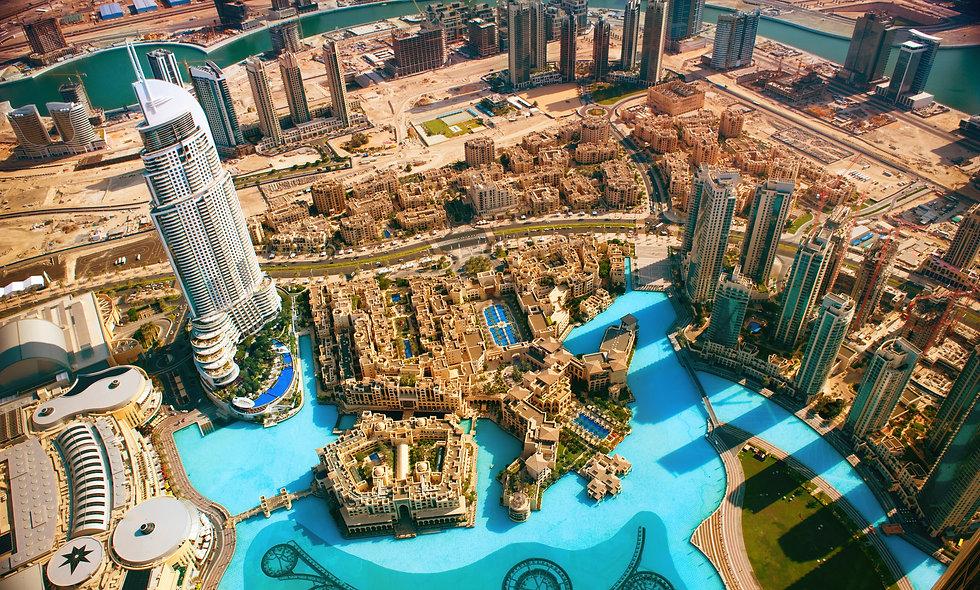 DUBAI -MAYO 2020