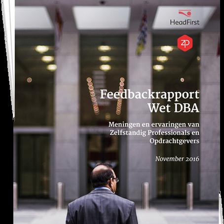Veel media-aandacht voor onderzoeksresultaten Wet DBA opiniemonitor