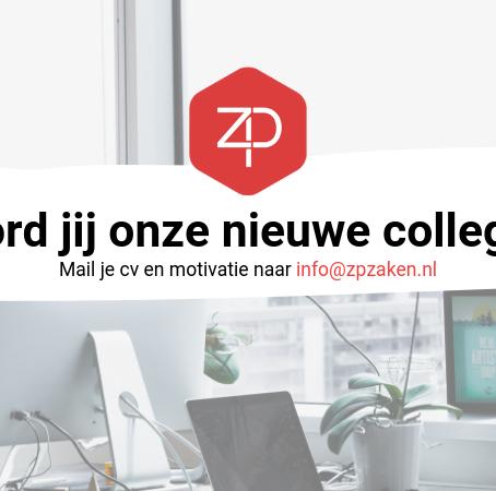 Word jij onze nieuwe commerciële medewerker voor ZP Radio?