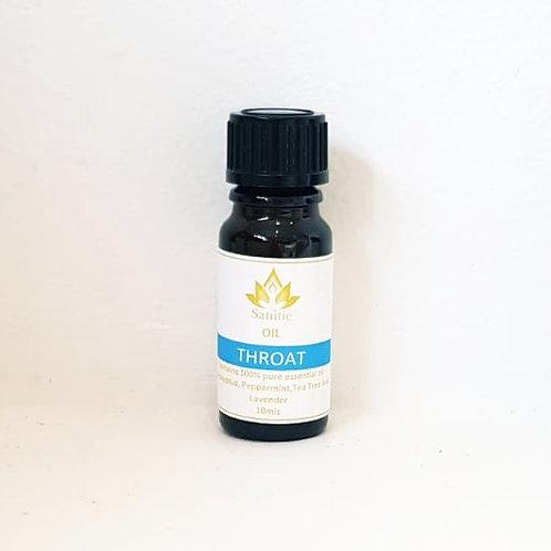 Sanitie Throat Oil