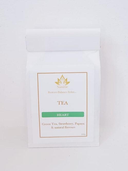Sanitie Heart Tea