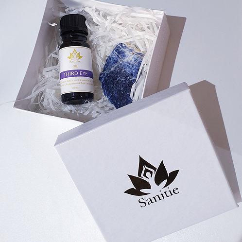 Mini Third eye chakra gift set