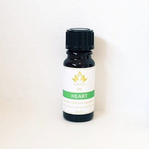 Sanitie Heart Oil