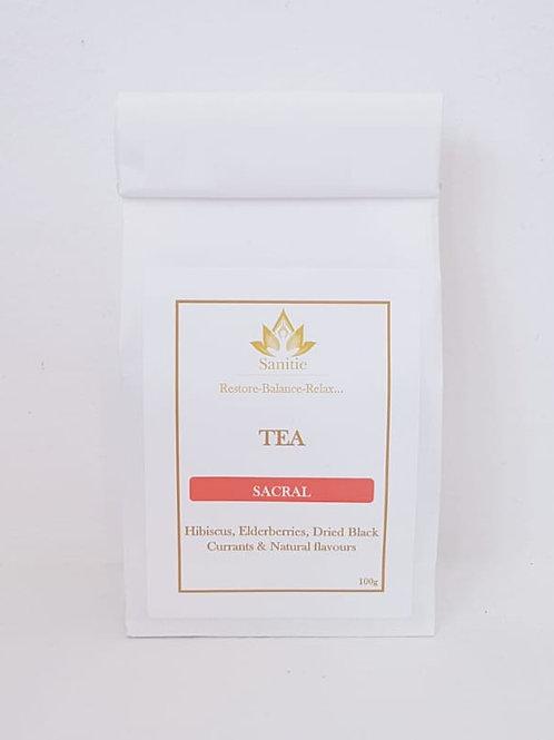 Sanitie Sacral Tea