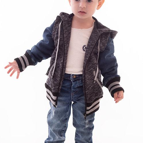 Jaqueta Jeans