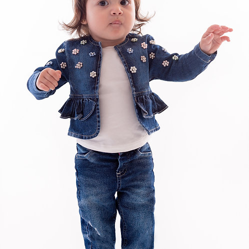 Casaqueto Jeans