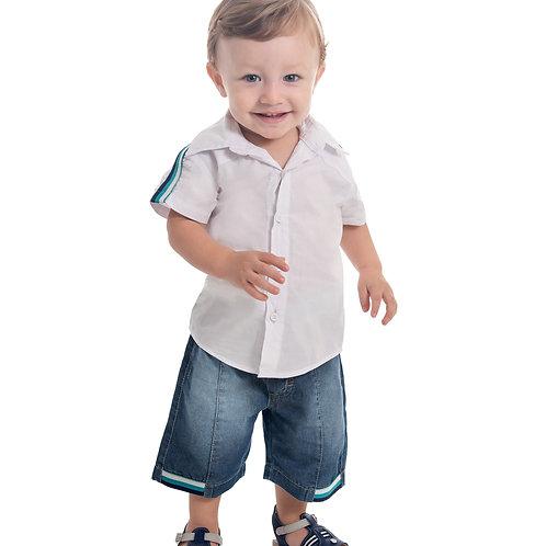 Conjunto Tricoline MRX Jeans