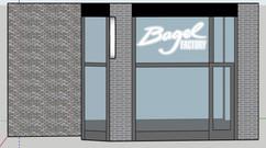 Bagel Factory store rebrand Paddington