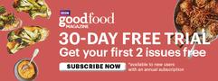 BBC Good Food online ad