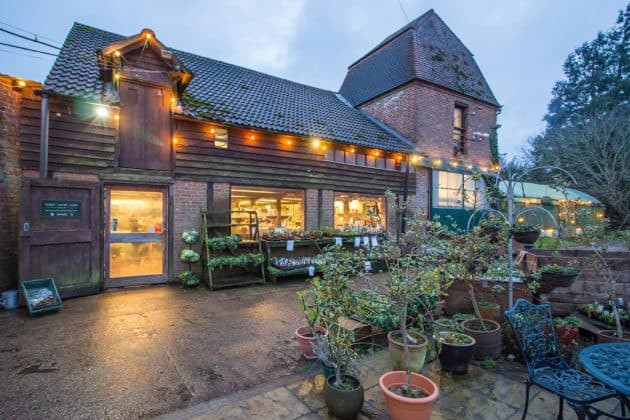 Perry Court Farm Shop