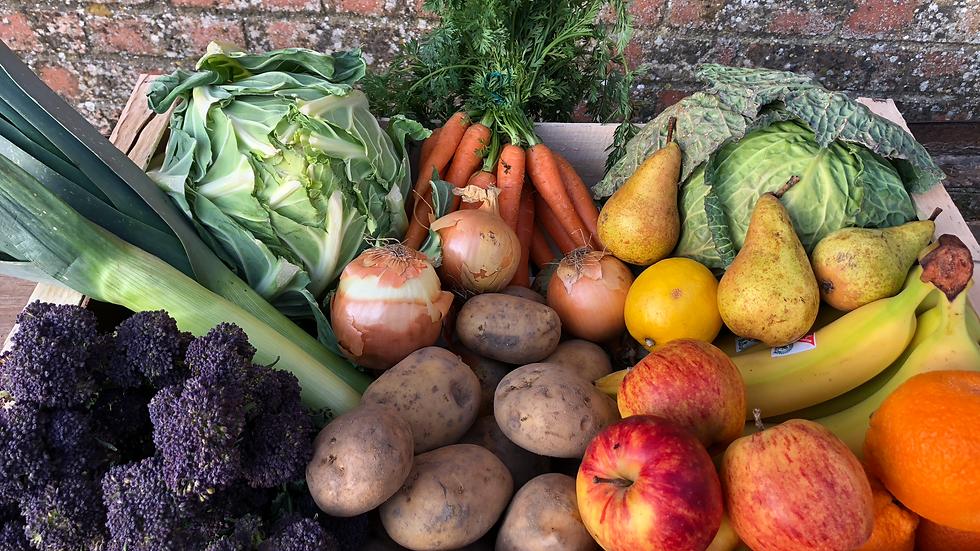 Medium veg box - Collection only