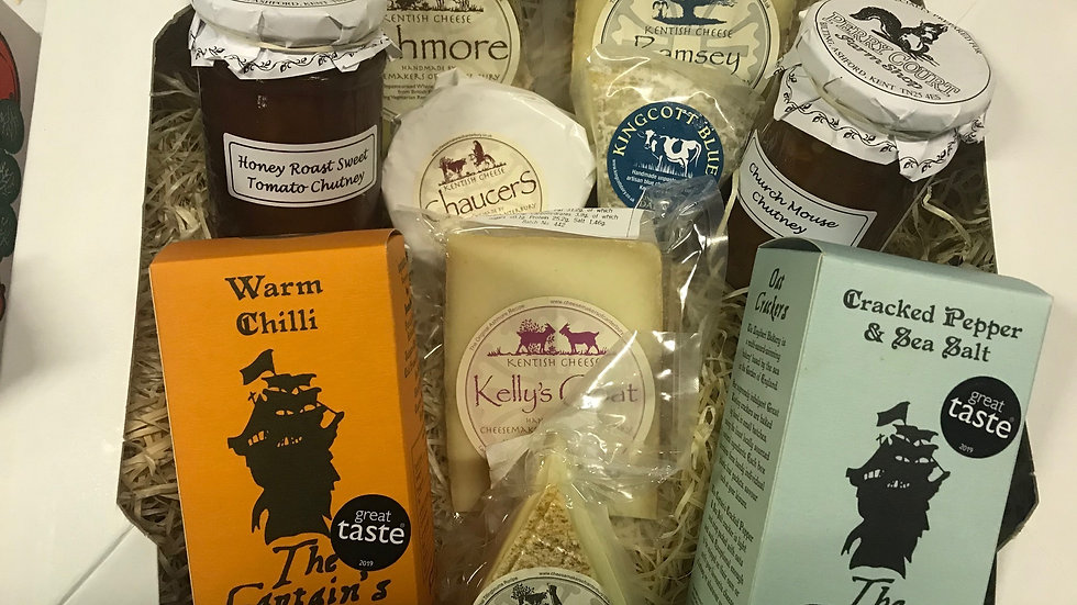 Kent Cheese Selection