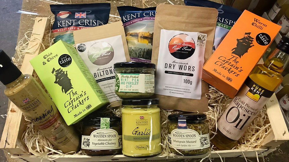 Best of Kent Savoury Selection