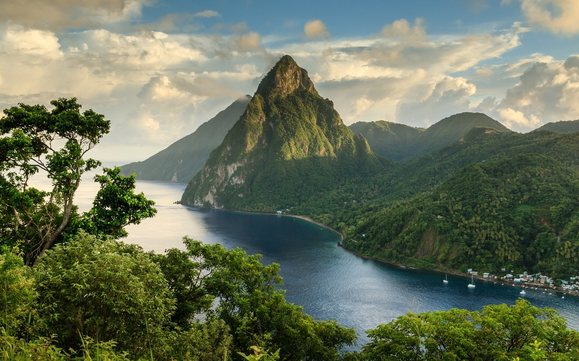 Come to St. Lucia