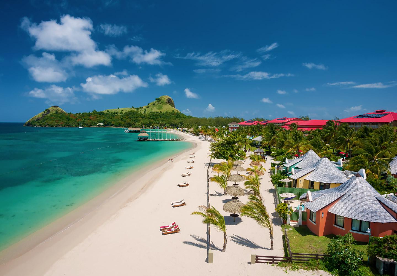 Sandals-Grande-St-Lucia-Beach