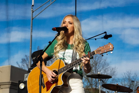 Megan Moroney | Performing at 5:00pm