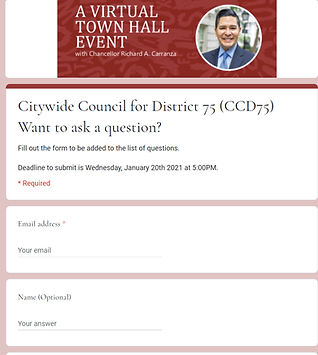 CCD75 A Virtual Town Hall Event.png